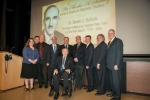 Organizing Committee of the Charles Sankey Lecture with Dr. Stephen Bullock