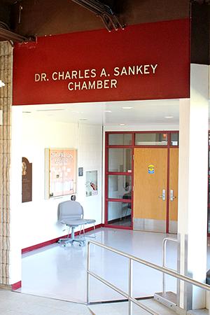 Dr. Charles Sankey Chamber