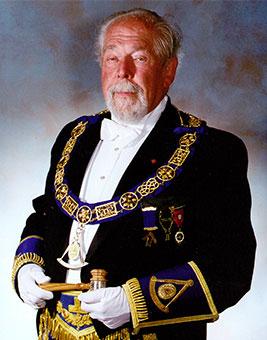 M.W. Bro. Raymond S. J. Daniels